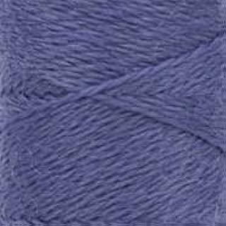 WonderFil Specialty Threads Sue Spargo Ellana 28wt wool/acrylic thread, 55 Peacock