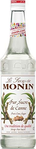 Monin Kaffee und Bar Sirup Rohrzucker 0,7 ltr.