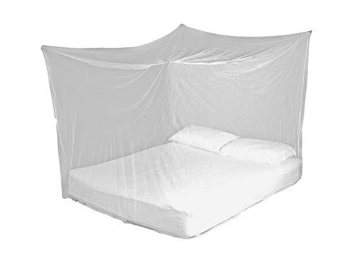 Lifesystems Double BoxNet Mosquito Net, Unisex-Adult, White