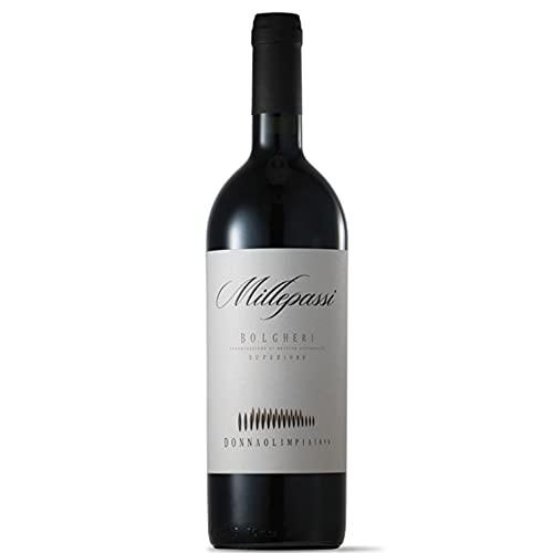 Bolgheri Superiore Doc | Millepassi 2017 | Donna Olimpia 1898 | Vino rosso Toscana | 750ml