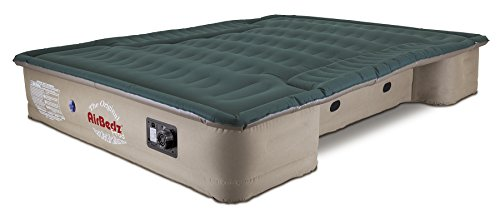 Pittman Outdoors PPI 302 (76'x63.5'x12') Mattress for 6'-6.5' Full Sized Short Bed Trucks with Built-in DC Air Pump