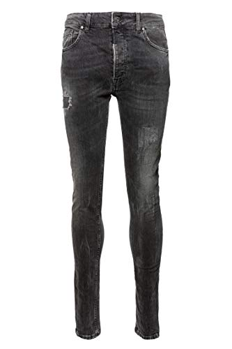 Tigha heren jeans Morten 9958 patched