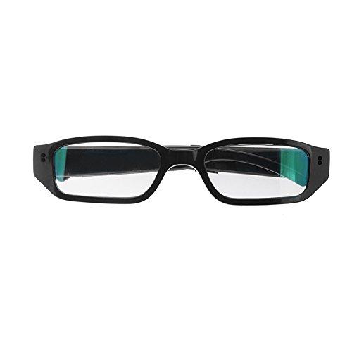 mofek 720P ocultas (gafas Mini cámara espía de moda 8GB tarjeta memoria compris