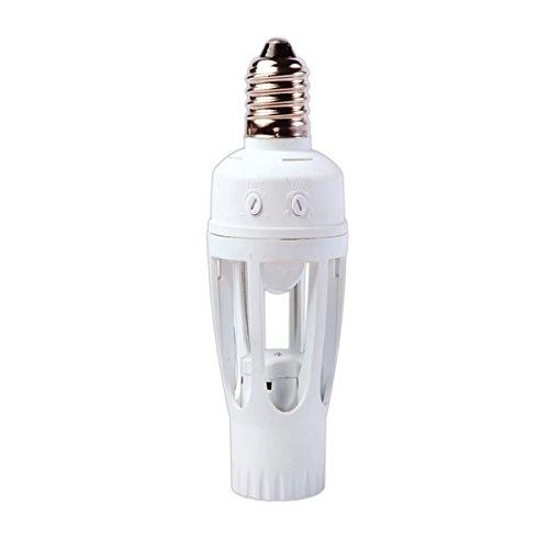 ElectroDH - 60.256 Sensor De Movimiento Para Bombillas E27