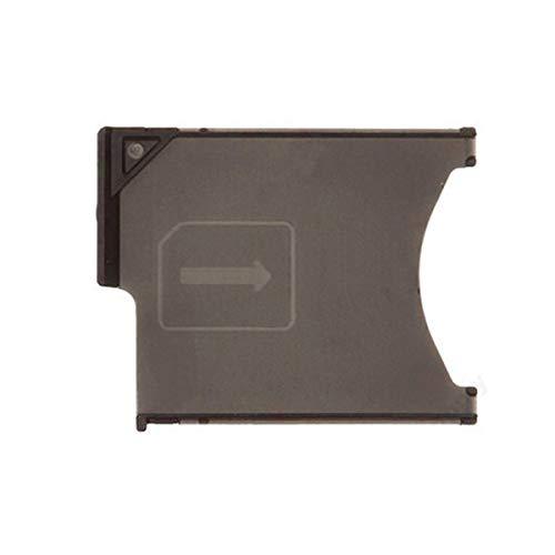 Moonbaby Bandeja de Tarjeta SIM Nueva Micro for Sony Xperia Z / C6603 / L36h