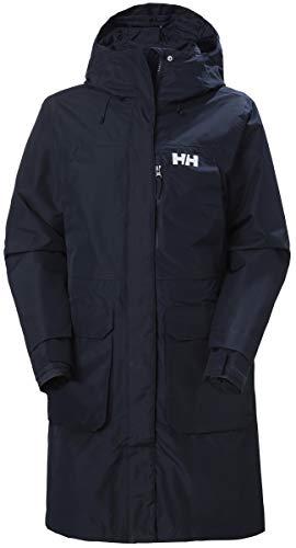 Helly Hansen W Rigging Coat Chaqueta, Mujer, Navy, L