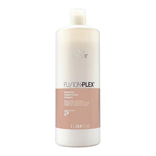 Wella Fusion Plex Intense Repairing Shampoo, 33.8 Ounce
