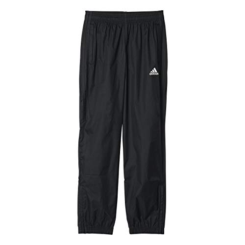 adidas Youth Tiro 17 Soccer Rain Pant S Black-White