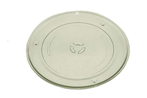 Plato giratorio de cristal de 325 m para microondas Miele - 6636770