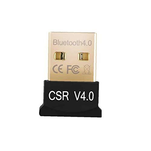 Adaptador Bluetooth inalámbrica Bluetooth Transmisor Receptor USB para Windows 10/8/7 / Equipos Vista/XP Internet