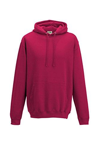 Just Hoods - Sweat-Shirt à Capuche - Homme - Gris - Gris - Large
