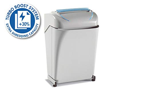 Review Kobra 240-C2 Cross Cut Office Shredder, Sheet Capacity Up to 10, Shredder Speed 22 ft./min., ...