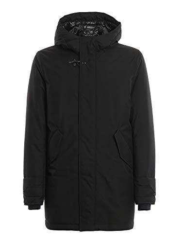 Fay Luxury Fashion Herren NAM33391010QKJB999 Schwarz Jacke | Herbst Winter 19