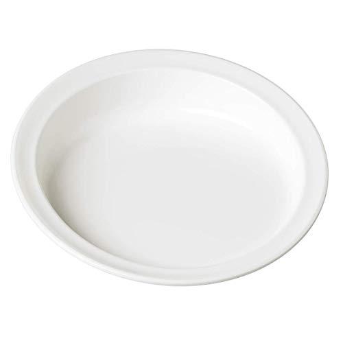 Patterson Medical - Plato adaptado (23 cm) color blanco (091098896)
