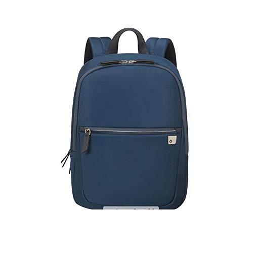 Samsonite Eco Wave Laptop Backpack 14' (40cm - 13L), Blue (Midnight Blue) (Blue) - KC2003-MIDNIGHT Blue