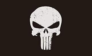 Punisher Skull Flag - 3' x 5'