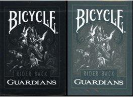 BICYCLE(バイスクル) GUARDIANS(ガーディアン) Theory11 V1/V2 トランプ 2デックパック