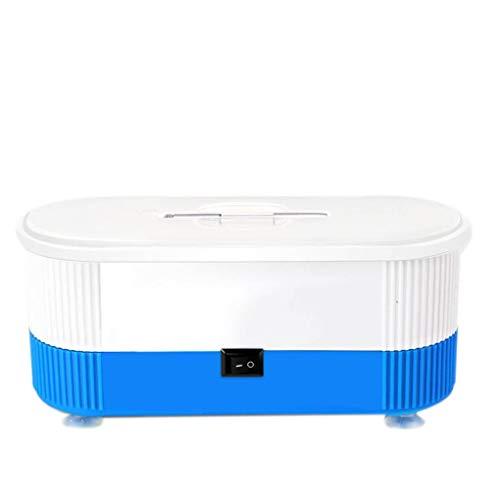 Yihaifu 3 en 1 Multi-función ultrasónica de los vidrios Limpiador eléctrico de Contacto Lentes de Contacto Aspirador eléctrico joyería Lavadora Reloj de Lavado de la máquina de Limpieza