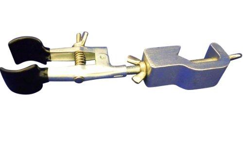 Ajax Scientific Stahl/verzinkt Büretten Lenkerklemmung, 162mm Länge