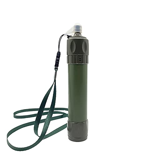 Personal Water Filter Straw, Portable...