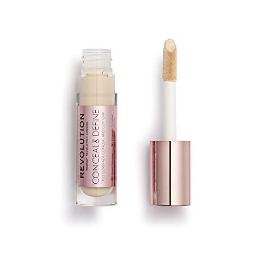 Makeup Revolution Conceal & Define Concealer - C6.5