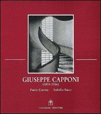Giuseppe Capponi architetto razionalista. Opere dal 1893 al 1936