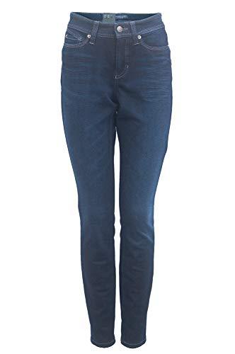 Cambio - Jeans Parla deep Ocean Used - Blau, 36, Baumwoll-Mix