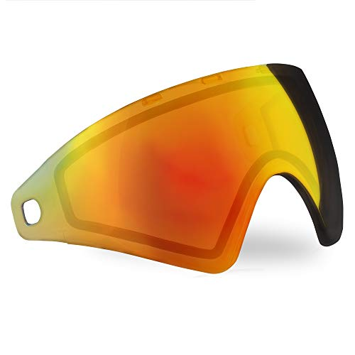 Bunker Kings CMD/Virtue VIO Thermal Paintball Goggle/Mask Replacement Lens - HD Flare