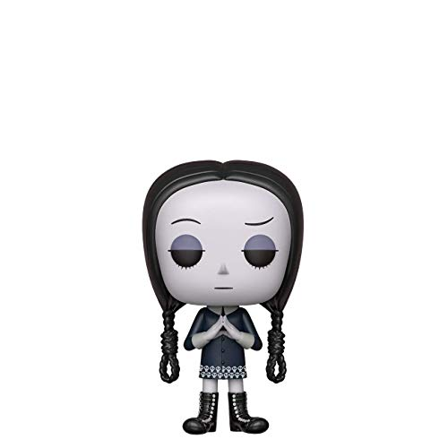 Funko Addams Family (2019) Wednesday Pop Vinyl Figure, One-Size, Multicolour