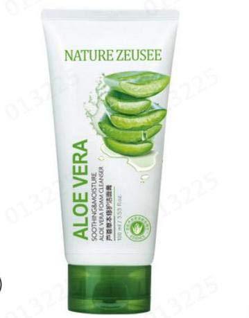 FBGood Crème Réparatrice à l'Aloe Vera - Aloe Acne Cleansing Oil Control Hydratant