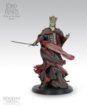 King Of The Dead from Lord Of The Rings by Sideshow Collectibles