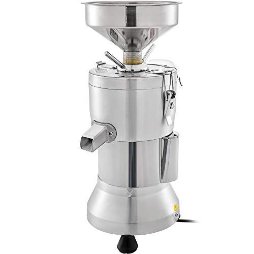 VEVOR Sojamilch maschine 1100W Sojamilchbereiter 35 kg/h Elektrische Soja Milch Maschine 220V sojamilchbereiter maschine