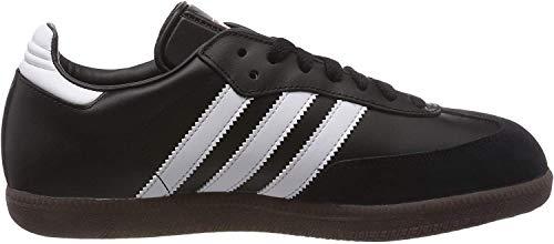 adidas Originals SAMBA G17100, Herren, Sneaker, Schwarz (BLACK1/WHT/G), EU 39 1/3 (UK 6)