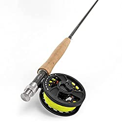 Orvis Fly Fishing Encounter Rod and Reel Review