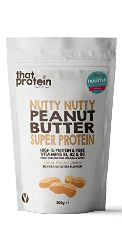 That Protein's Award Winning Nutty Nutty Peanut Butter Super Protein - Voted Best Protein at The 2018 Nourish Awards