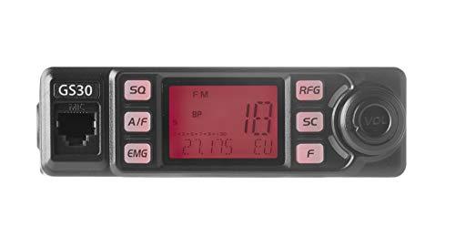 Jopix Transceptor móvil CB-27 Am FM GS30 (MULTINORMA)