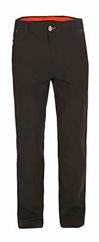 MAXX Kinder Golf Hose mit verstellbaren Bund (Black, 164) Jungs