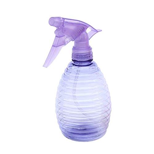Fablcrew Sprühflasche, leer, Kunststoff, für Blumen und Pflanzen, 500 ml, Kunststoff, violett, 500 ml
