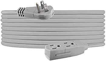 GE Indoor Extra Long 25ft Power Office Extension Cord