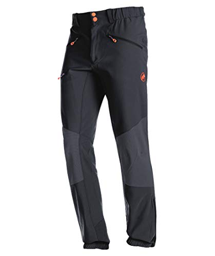 Mammut Herren Pantalon Eisfeld Advanced So Hombre Hose, schwarz, 48