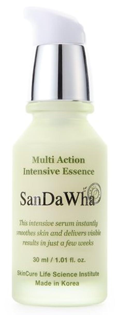 ホース払い戻しスポーツSanDaWha Multi Action Intensive Essense(30ml)