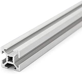 Perfil de aluminio 20x 20B Tipo de Nut 6paneles–50mm de 2000mm (4,50Eur/M + 0,25euros Pro Interfaz)