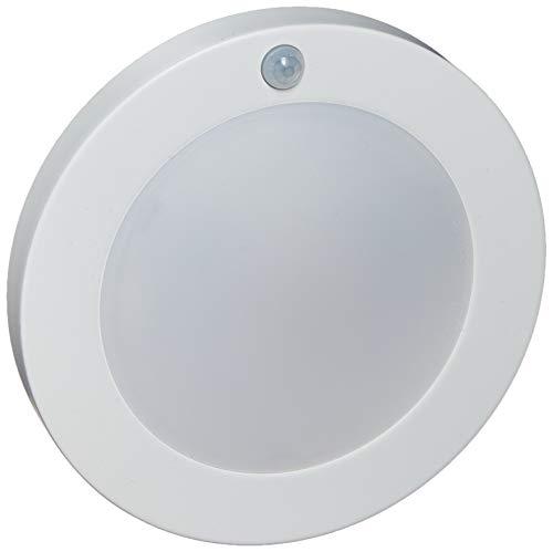 LIT-PaTH LED Motion Sensor Flush Mount Ceiling Lighting Fixture, Closet Light with Motion Sensor, 9.5W (60W Equivalent), 650 Lumen, 6.2 Inch