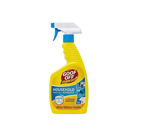 Goof Off FG659 Heavy Duty Remover, Trigger Spray, 22-Ounce 2-Pack