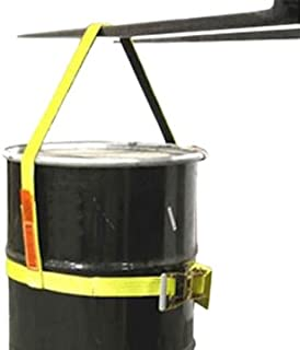 Liftall DSV602DX24IN Drum Handling Sling, Vertical, 24