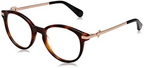 Love Moschino MOL008/S Gafas de sol, Multicolor (Hvna Gold), 49.0 para Mujer