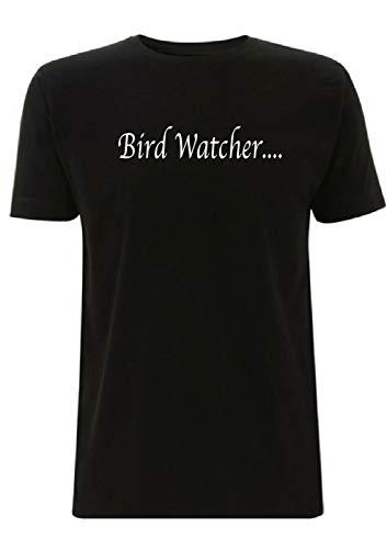 Tijd 4 Tee Vogel Watcher Betekenis T Shirt Mens Top Tshirt Vogel Kijken Vogels Hobby Gift Geek