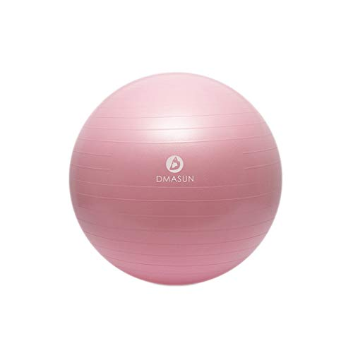 Yoga-Ballverdickung des explosionssicheren Anfängereignungsballkindes der schwangeren Frau der Geburt des Balanceyogaballs (Color : B, Size : 55cm)