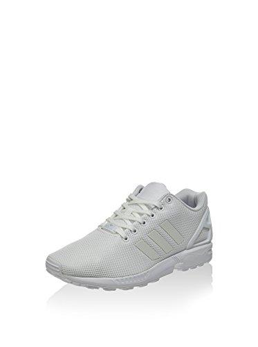 Adidas Zx Flux, Scarpe da Corsa Unisex Adulto, Bianco (Ftwr White/Ftwr White/Ftwr White), 44 2/3