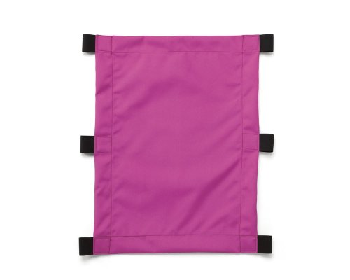 Croozer Sun Cover Kid for 2 pink